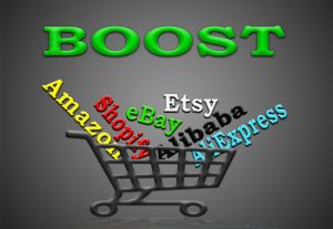 154Promote any Amazon, eBay, Etsy, Alibaba, AliExpress, Shopify or any other store